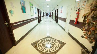 تصویر از معرفی بخشهای اداری بیمارستان مهر