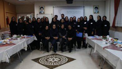 تصویر از همایش سوپروایزران آموزش به بیمار بیمارستان های سطح مشهد به میزبانی بیمارستان مهر