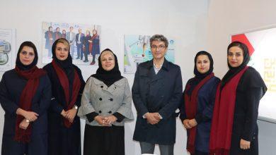 تصویر از دهمین نمایشگاه بینالمللی پارس