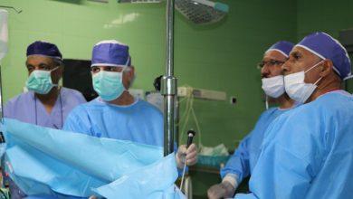 تصویر از ورک شاپ بای پس معده در بیمارستان مهر