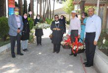 تصویر از خدا قوت و دستمریزاد خانواده مهر به فرشتگان سفید پوش و مدافعان سلامت بیمارستان شریعتی