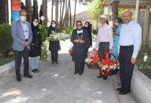 Photo of خدا قوت و دستمریزاد خانواده مهر به فرشتگان سفید پوش و مدافعان سلامت بیمارستان شریعتی
