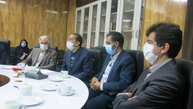تصویر از جلسه سیاست گذاری کنترل عفونت معاونت درمان دانشگاه علوم پزشکی مشهد