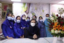 تصویر از افتخاری دیگر برای خانواده مهر