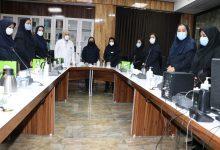 تصویر از جلسه ارزیابی سوپروایزران آموزش به بیمار بیمارستان های مشهد