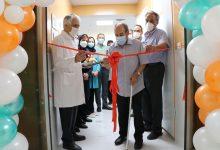 تصویر از افتتاحییه بخش جدید CCU