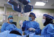 تصویر از عمل جراحی اندومتریوز به صورت لایو
