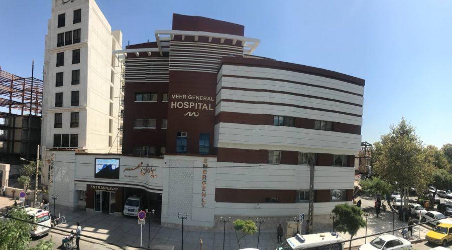 پزشکان همکار با بیمارستان مهر مشهد